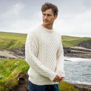 The Irish Store Aran Sweater