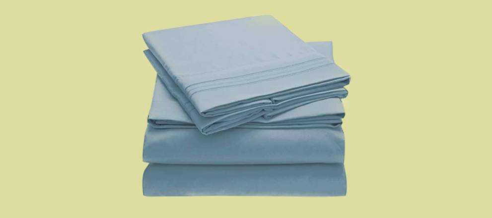 The Softest and Comfiest Microfiber Sheets