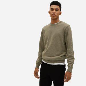 Everlane No Sweat Sweater
