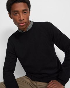 Theory Crewneck in Cashmere