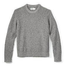 Wellen Recycled Cotton Headlands Sweater