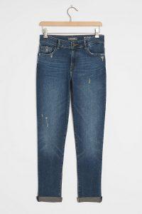 DL1961 Riley Mid-Rise Boyfriend Jeans