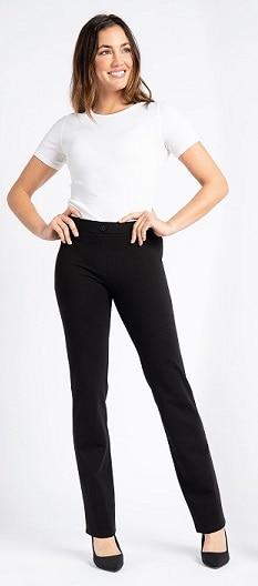 Betabrand Dress Yoga Pants