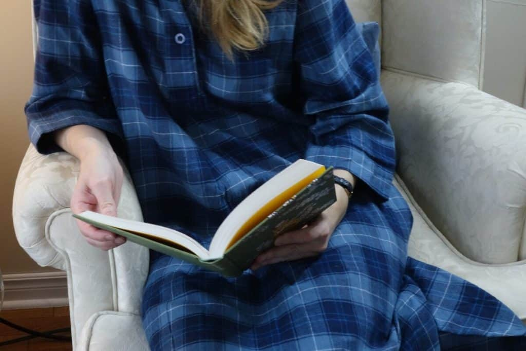 Comfortable Flannel Nightgowns