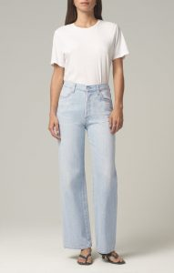 Flavie High Waist Trouser Jeans