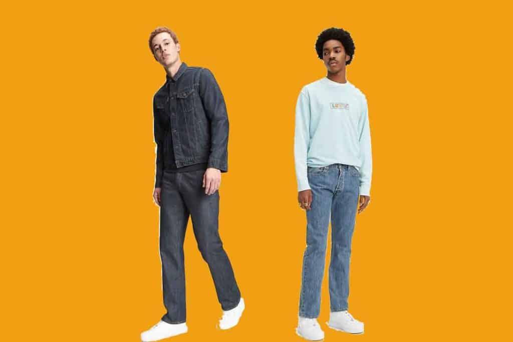 The Best Men's 100% Cotton No Stretch Jeans
