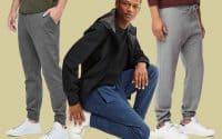 The Most Comfortable Men's Sweatpants