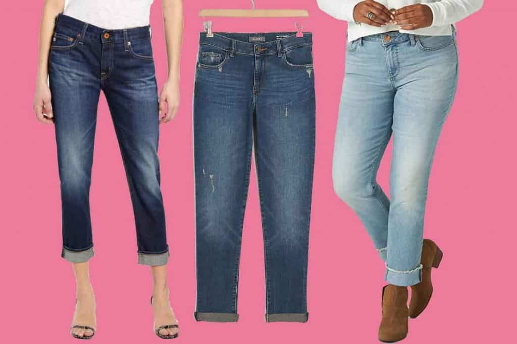 The Comfiest Boyfriend Jeans for All Budgets