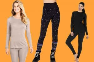 Comfy Women's Thermal Underwear