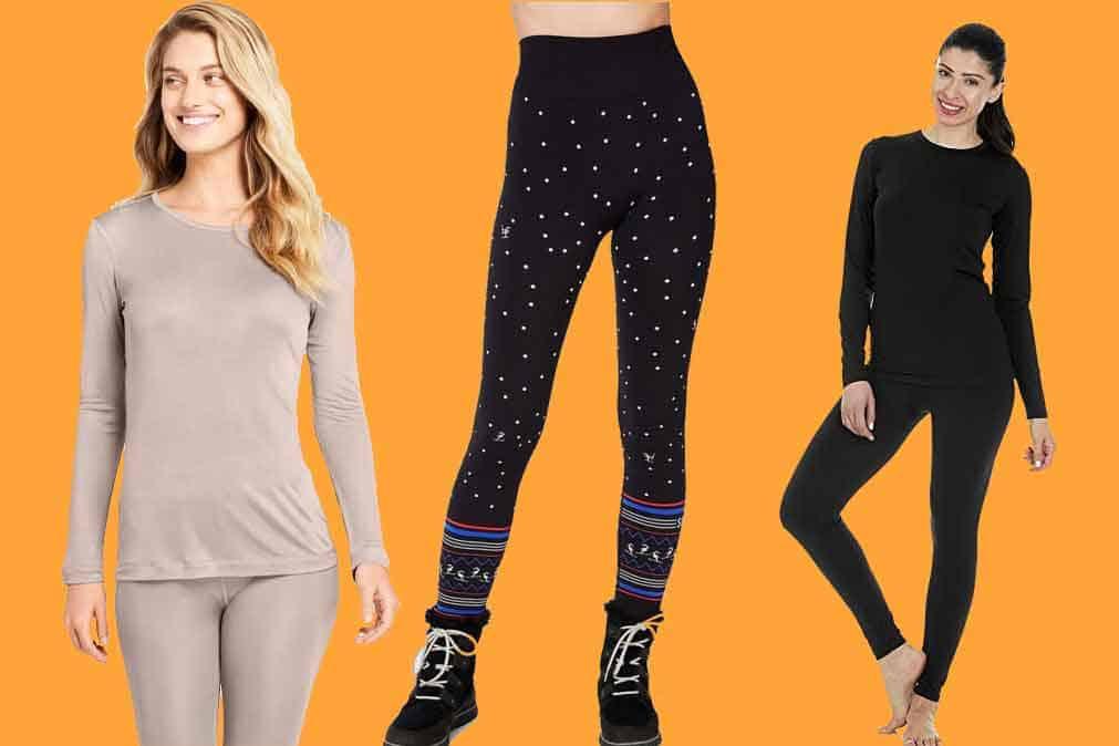 Comfy Women's Thermal Underwear
