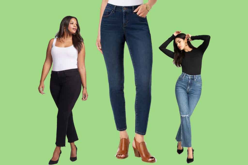 Most comfortable curvy jeans