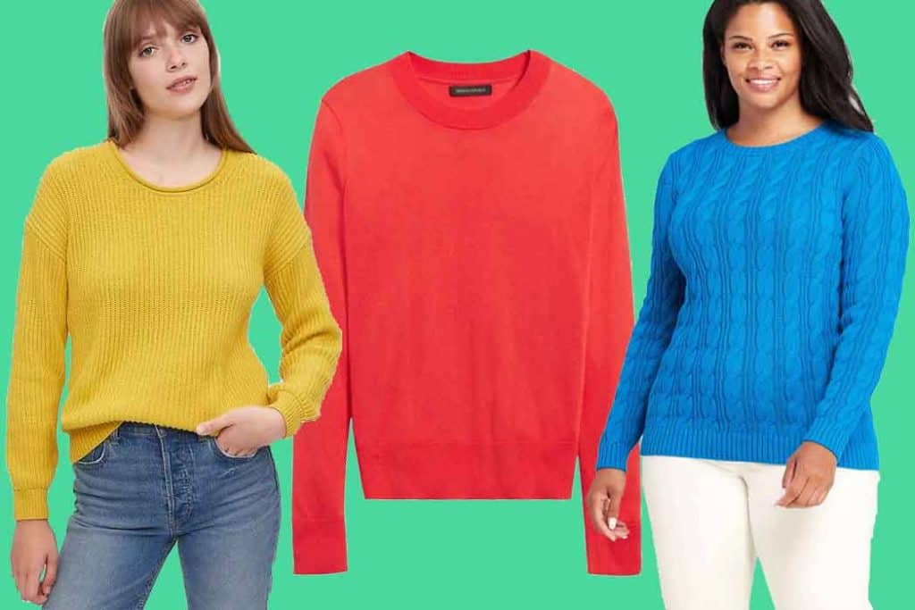 Warm, Comfortable, and Classic Women's Sweaters