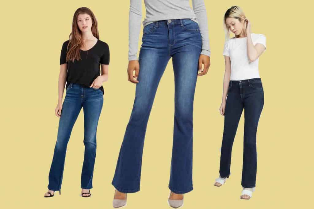 Comfortable and Flattering Bootcut Jeans for Women