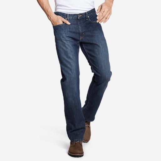 Eddie Bauer Flex Jeans