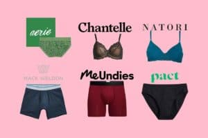 The Most Comfortable Underwear Brands