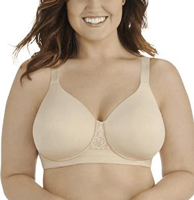 Vanity Fair Women's Beauty Back Smoothing Wirefree Bra