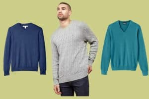 Best Men's Cotton Sweaters