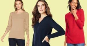 The Best Lightweight Sweaters for Women