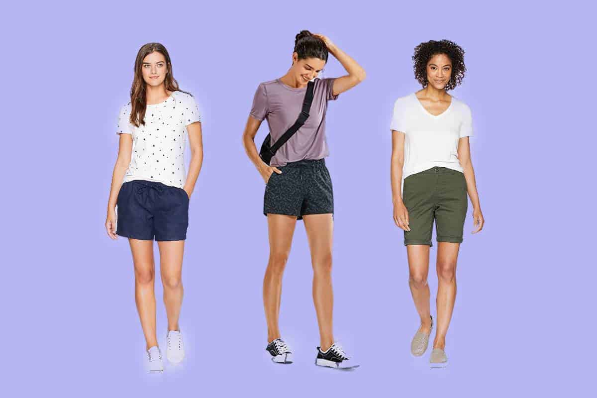 The best cheap shorts for women on amazon