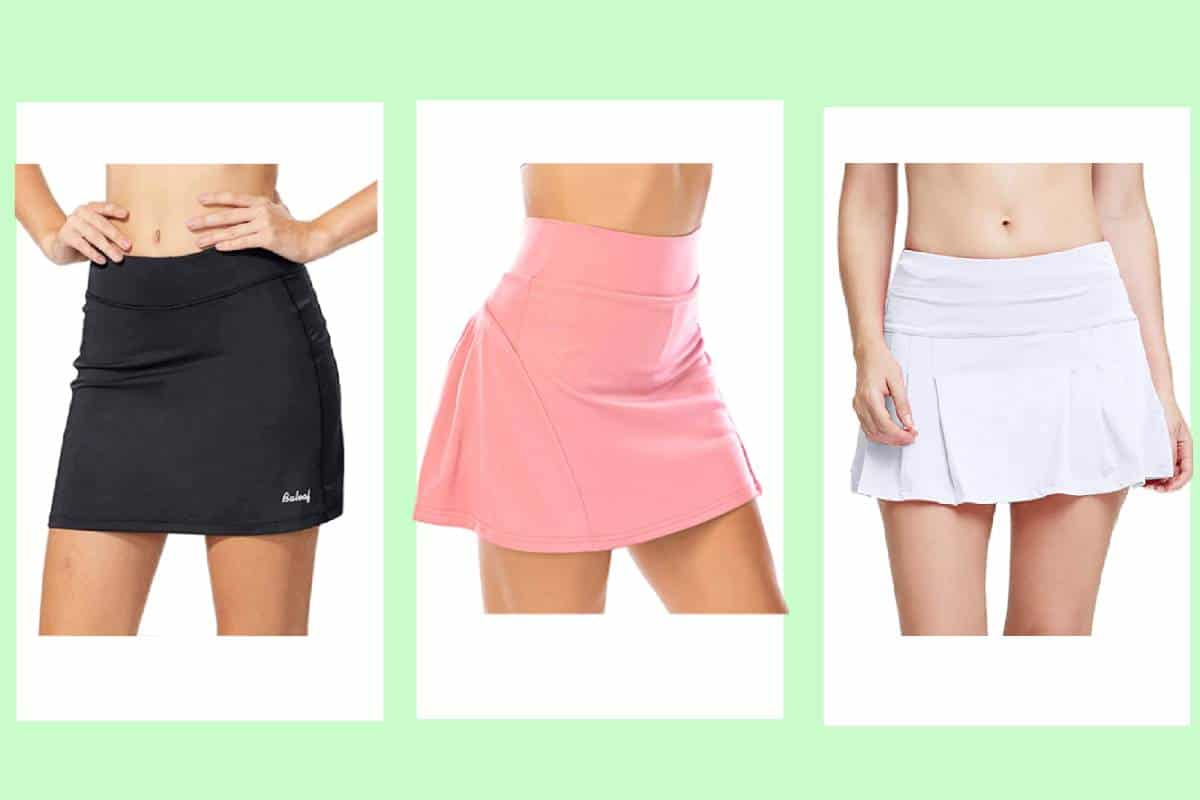 The Best Skorts and Skirts for Exercise