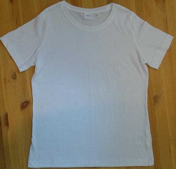 White KOTN Essential t-shirt